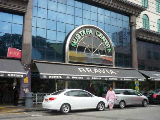 24 hour Shopping Mustafa Centre, Little India, Singapore