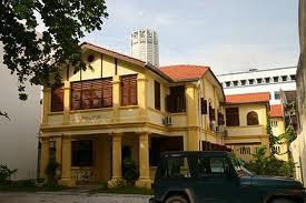 Hutton Lodge, Penang, Malaysia