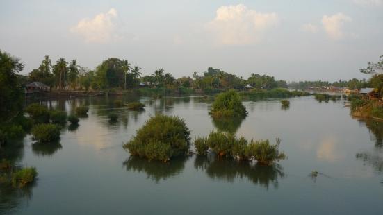 'Islands' of Si Pan Don in Laos