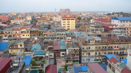 The face of Cambodian housing in Phnom Penh
